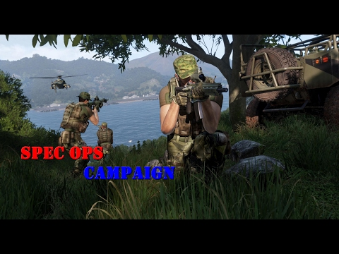 Arma 3 | Milsim | 3RB | Tanoa Campaign | SAS Behind enemy lines