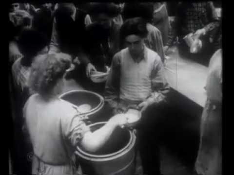 1953 exode de population vers Berlin Ouest