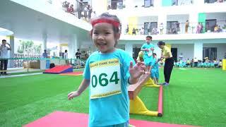 AUTUMN 1(Sasuke Game Show 2018 - Happy Kids Kindergarten)