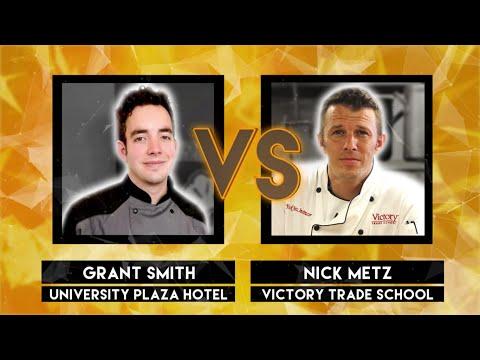 Show-Me Chefs Episode 2: Grant Smith vs. Nick Metz