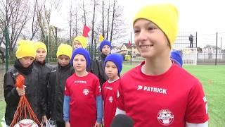 2019-11-12 г. Брест. Открытие поля для мини-футбола. Новости на Буг-ТВ. #бугтв