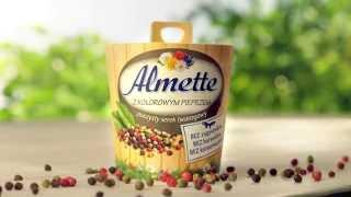 Almette Z Kolorowym Pieprzem