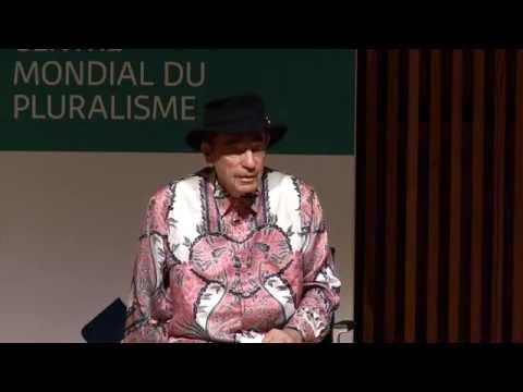 Albie Sachs delivers the 2016 Annual Pluralism Lecture