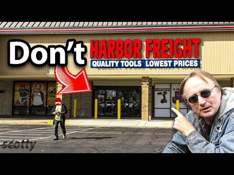 5 Tools You Should Never Buy From Harbor Freight