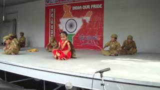 yatin gupta part2 singham song performance