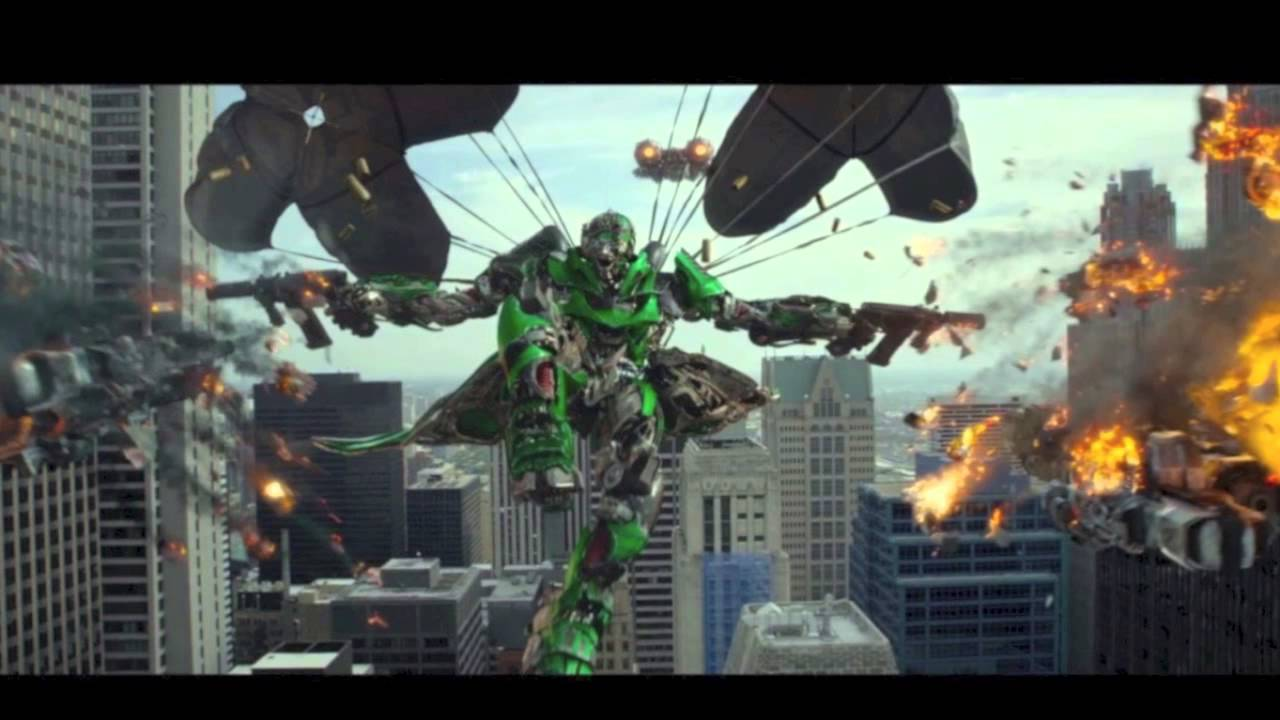 Transformers Age of Extinction  Wikipedia