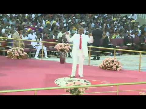 Bishop David Oyedepo - Entering the realm of His rest by The Blood Covenant