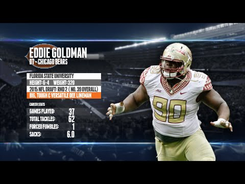 Jerseys NFL Sale - 2014 Official Highlights | FSU DT Eddie Goldman - YouTube