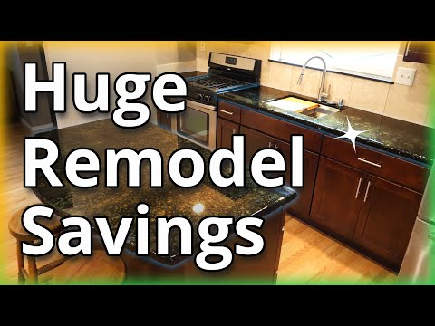 Stop Wasting $$$ On Kitchen Countertops! Watch This Before You Remodel! | Stone Coat Countertops