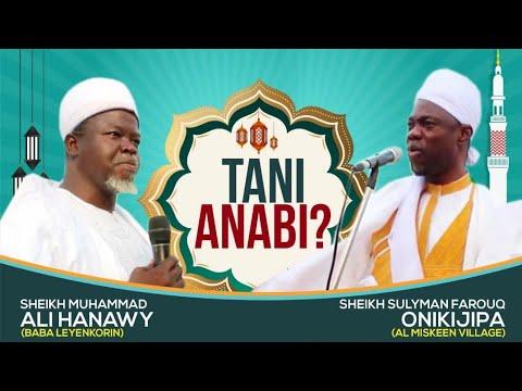 Download TANI ANOBI? | Sheikh Faruk Onikijipa give details analysis of Prophet Muhammad in MASDAR 2020 Maolud
