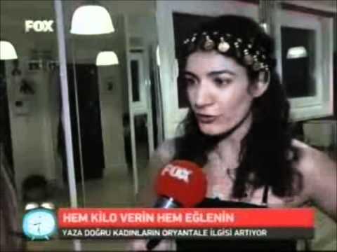Mutlu Cengiz ile Oryantal FOX TVde