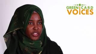 Aisha Said—Green Card Voices