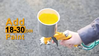 مسدس صبغ هواء انجيكو- INGCO Air Spray gun