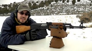 AK-47 0-PAP Accuracy Test, 175 Yards?