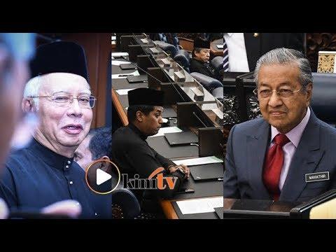 Dr M kata 'lakonan', Kecoh di Dewan Rakyat - Sekilas Fakta 16 Julai 2018
