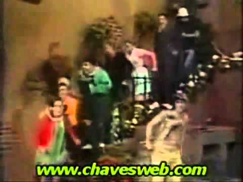 Chaves Funk- Dança do Creu –