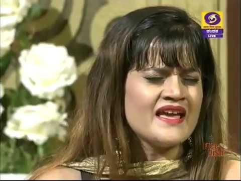 Singer H G Chaitra In Shubhodaya Karnataka | DD Chandana