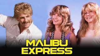 मालिबु एक्सप्रेस   Malibu Express (1985)   Hindi Dubbed Movie   Andy Sidaris   Darby Hinton