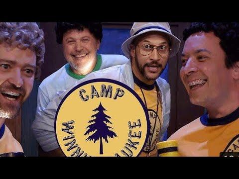 Camp Winnipesauke With Justin Timberlake, Keegan-Michael Key And Billy Crystal (Elon Rich Reacts)