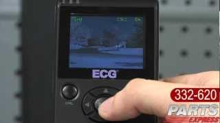 ECG WSS-1 Wireless Security Camera System