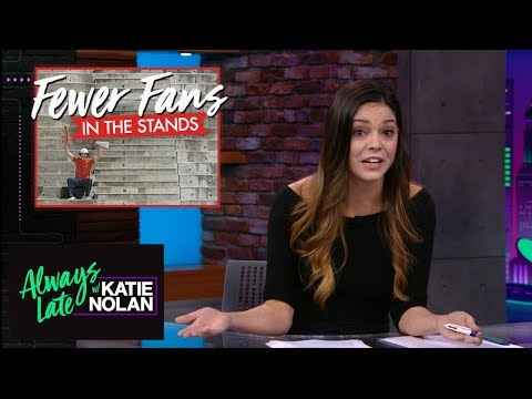 Why do CFB powerhouses have a double-standard with student tickets?   Always Late with Katie Nolan