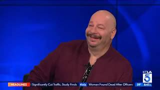 Jeff Ross Roasts The Whole Morning News Team
