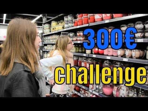 300 euros challenge 💶