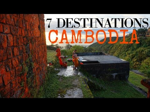7 DESTINATIONS IN CAMBODIA YOU MUST SEE ! | Backpacking Camb