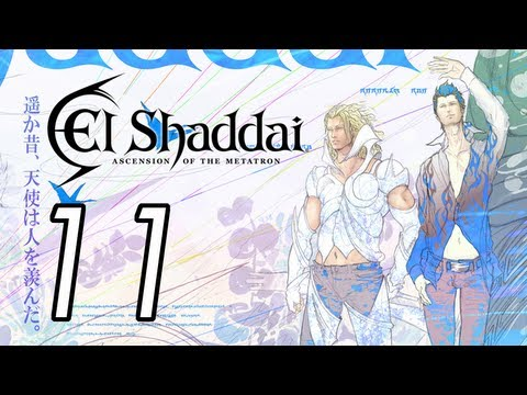 Let's Play El Shaddai [11] Fire Nephilim