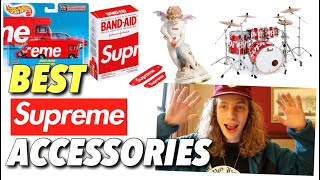 Supreme S/S '19 - Best Accessories Ever?