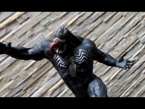 Venom - impresso em 3D - SANIX - MALIX3DESIGN