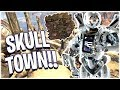 Where We Droppin? SKULL TOWN!! (Apex Legends PS4)