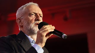 Watch again | Jeremy Corbyn: we've caught Boris Johnson 'red-handed' | General Electi