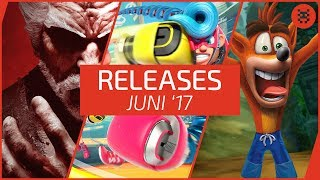 Neue spiele im juni 2017 - releases für pc, ps4, xbox one, switch, 3ds & ps vita │frisch aufgetischt