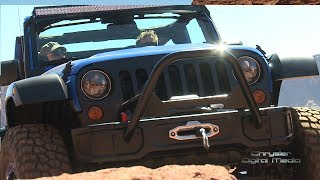 Engineering the Jeep-Mopar Moab Concept vehicles