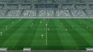 PES 2013 Tottenham Vs Manchester United