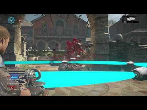 Gears of War 4/Destruction of my enemies