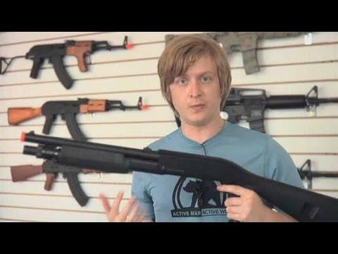 How Do Spring Airsoft Guns Work?   Airsoft