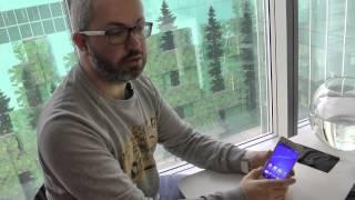Sony Xperia M4 Aqua - обзор от представителя компании Sony