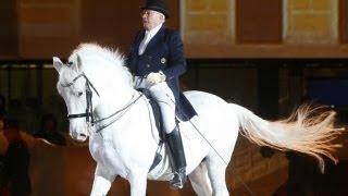 ☼ Lipizzaner Stallions in Schladming WM 2013