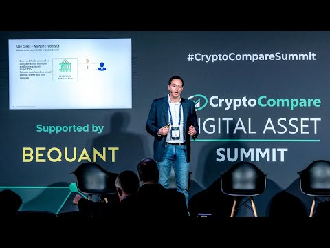 Crypto collateralised lending: credit & custody perspectives | CryptoCompare Digital Asset Summit