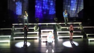 pentatonix - natural disaster, EJ thomas hall