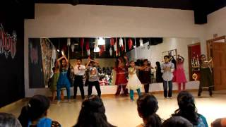 mansi ndm dance