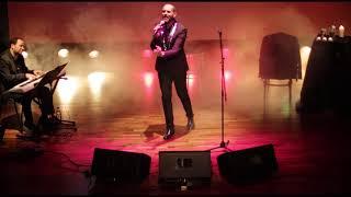 Gerson Galván en concierto I who have nothing - Nuevo Teatro Viejo Arucas 10/06/2018