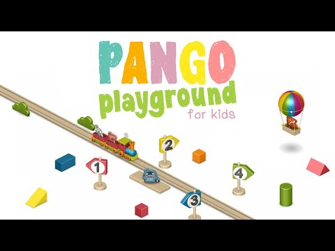 Pango Playground for kids - Trailer