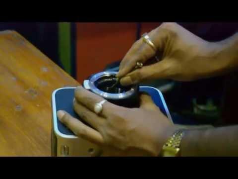BMCC IR Cut Filter   Black Magic Cinema Camera   IR Camera   Repair