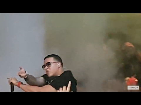 LIVE - Daddy Yankee on tour 2017 - Vanilla club - Switzerland