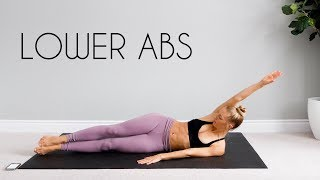 20 min LOWER ABS Workout | LOSE LOWER BELLY FAT