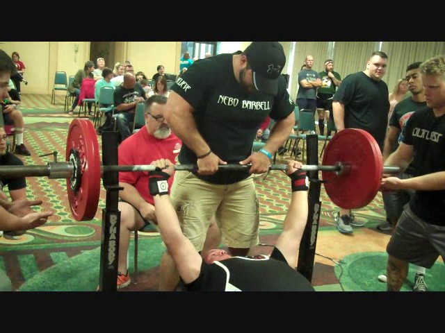 951721059bc0 Dillon Ledford - Team Nebobarbell - SPF Record Breakers - Gatlinburg