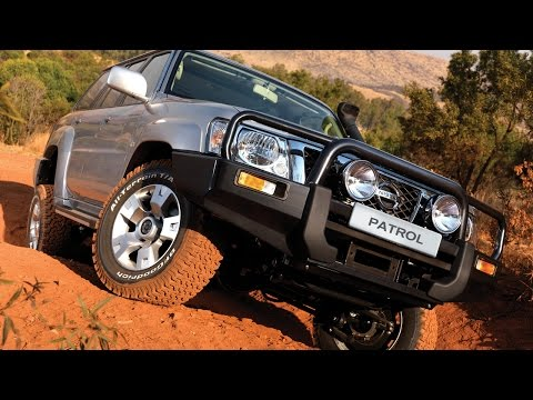 Nissan Safari (Ниссан Сафари) - Продажа, Цены, Отзывы